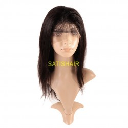 "24"" Frontal Lace Wigs Raide"