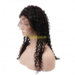"10"" Frontal Lace Wigs DEEP"