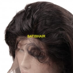 Frontal Lace Wigs Ondulé