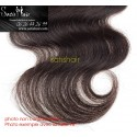 Lot de 3 paquets 16 pouce - ondulé remy hair tissage brésilien big wave