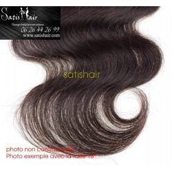 Lot de 3 paquets 16 pouce - ondulé remy hair tissage brésilien big wave