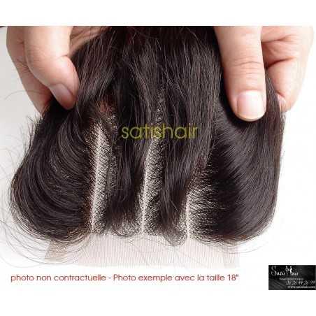 Lot de 3 paquets 26 pouce - ondulé remy hair tissage brésilien big wave