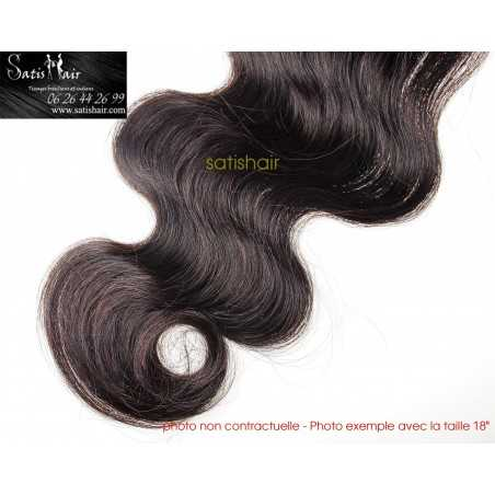 Lot de 3 paquets 28 pouce - ondulé remy hair tissage brésilien big wave