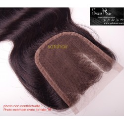 Lot de 3 paquets 30 pouce - ondulé remy hair tissage brésilien big wave