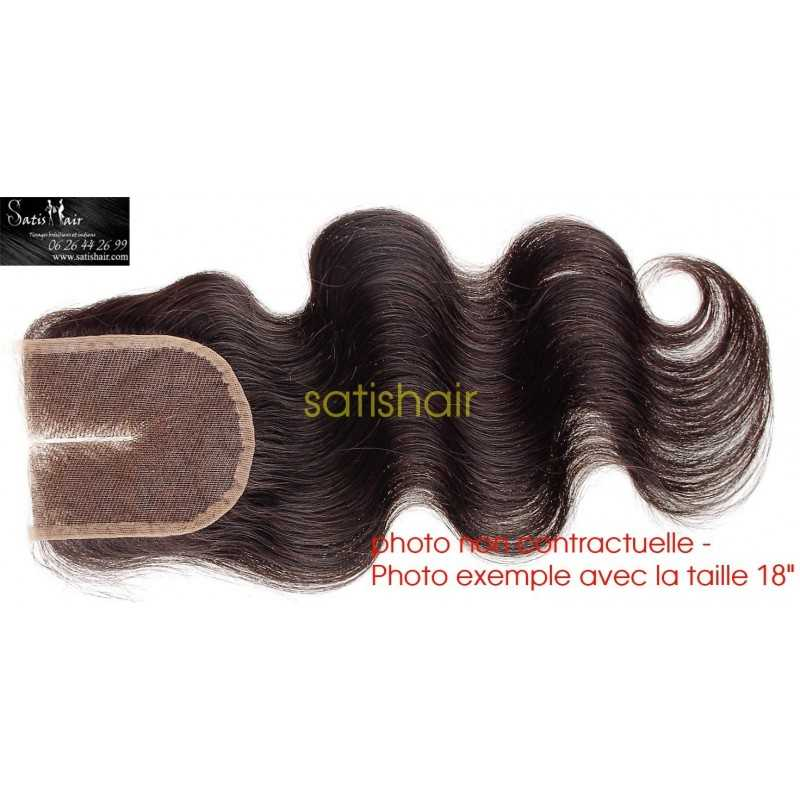 Lot de 3 paquets 18 pouce - ondulé remy hair tissage brésilien big wave