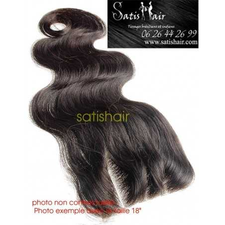 28 inches indian big wave hairs