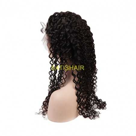 LACE CLOSURE BODY WAVE ondué 18""